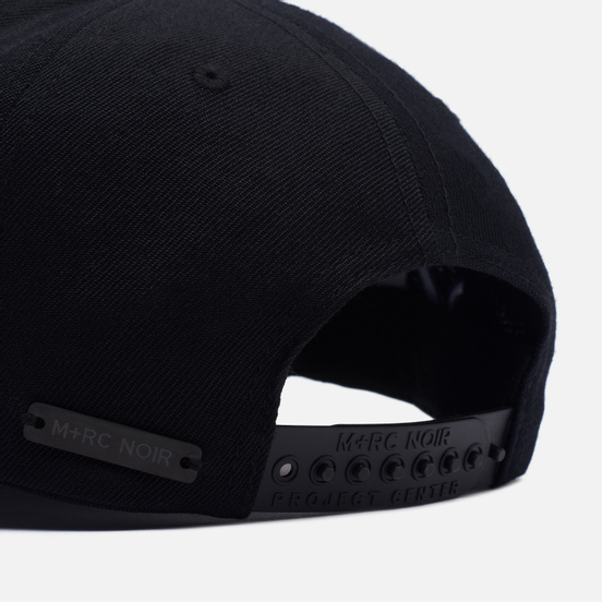 Кепка M+RC Noir The Blazon Black
