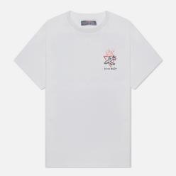Мужская футболка M+RC Noir Bermuda White
