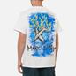 Мужская футболка M+RC Noir Bermuda White фото - 4