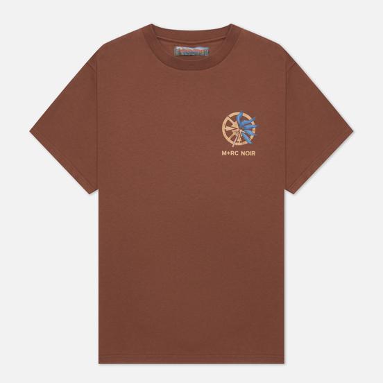 Мужская футболка M+RC Noir Palm Brown