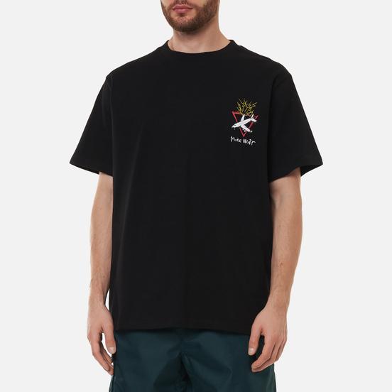 Мужская футболка M+RC Noir Bermuda Black