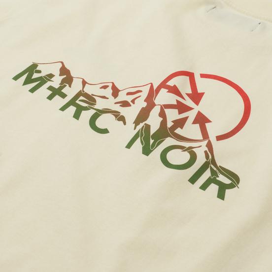 Мужская футболка M+RC Noir Mountain Beige