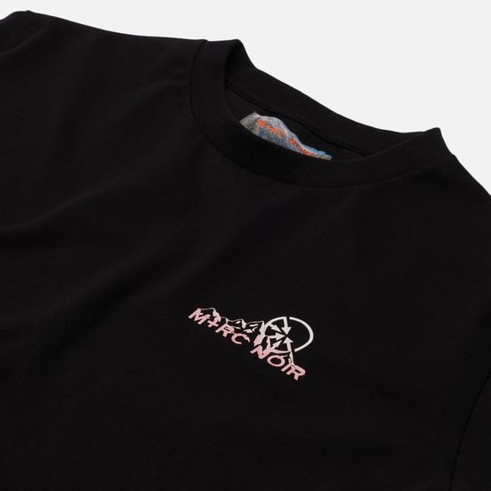 Мужская футболка M+RC Noir Mountain Black Rose