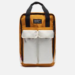 Рюкзак Levi's L Pack 2.0 Regular Yellow