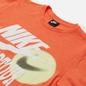 Мужской лонгслив Nike LS World Tour Turf Orange фото - 1