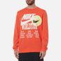 Мужской лонгслив Nike LS World Tour Turf Orange фото - 2