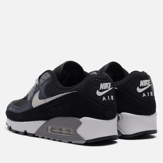Кроссовки Nike Air Max 90 Premium Off Noir/Summit White/Black