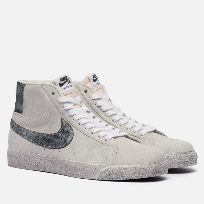 Мужские кроссовки Nike SB Zoom Blazer Mid PRM