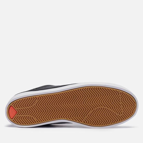 Мужские кроссовки Nike Blazer Low X Black/White/Gum Light Brown/Orange