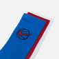 Комплект носков Nike 3-Pack Everyday Crew Basketball Multi-Color/Blue/White/Red фото - 1