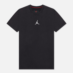 Мужская футболка Jordan Dri-FIT Air Graphic Black/White