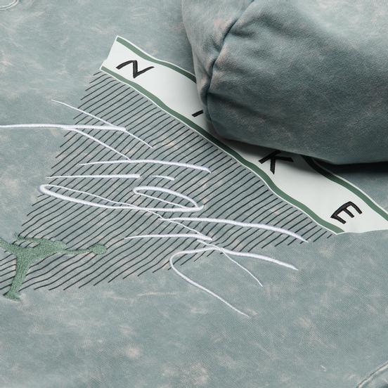 Мужская толстовка Jordan Flight Graphic Fleece Hoodie Steam/Ghost Green