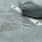 Мужская толстовка Jordan Flight Graphic Fleece Hoodie Steam/Ghost Green фото - 2