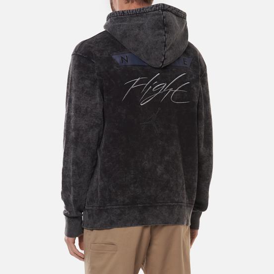 Мужская толстовка Jordan Flight Graphic Fleece Hoodie Black