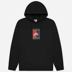 Мужская толстовка Nike SB Graphic Skate Hoodie Black/Black