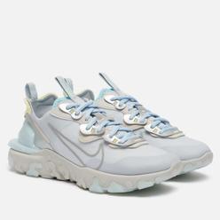 Женские кроссовки Nike React Vision Celestine Blue/Metallic Platinum
