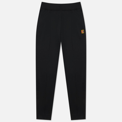 Женские брюки Nike Court Dri-Fit Heritage Knit Boyfriend Black