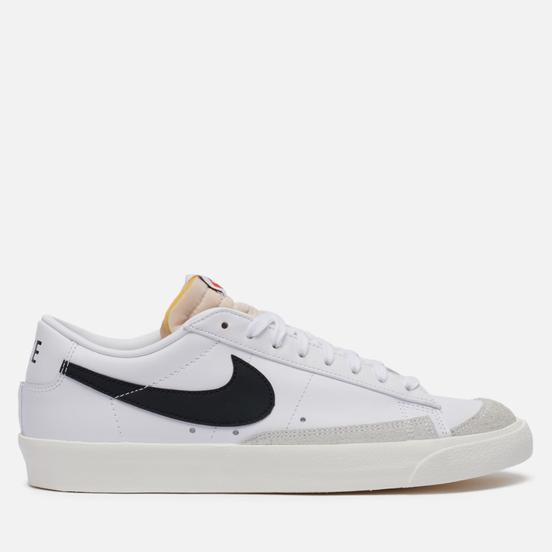 Мужские кроссовки Nike Blazer Low 77 Vintage White/Black/Sail