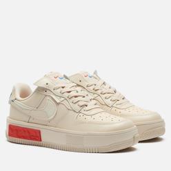 Женские кроссовки Nike Air Force 1 Fontanka Pearl White/Pearl White/Pearl White