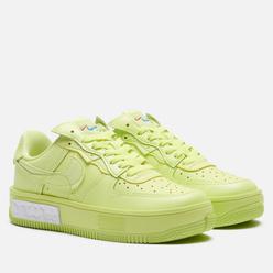 Женские кроссовки Nike Air Force 1 Fontanka Yellow Strike/Light Lemon Twist