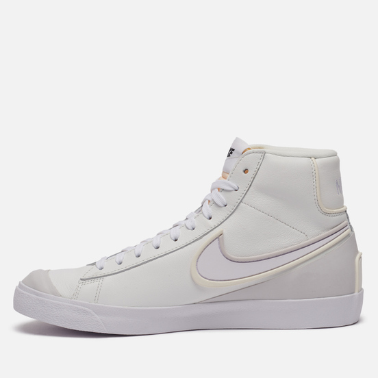 Мужские кроссовки Nike Blazer Mid 77 Infinite Summit White/White/Sail/Vast Grey