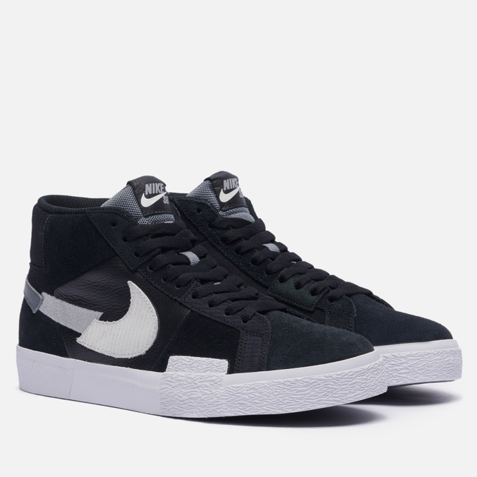 Мужские кроссовки Nike SB Zoom Blazer Mid Premium Mosaic