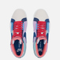 Мужские кроссовки Nike SB Zoom Blazer Mid Premium Mosaic Lilac/Court Blue/Copa/Dutch Blue фото - 1