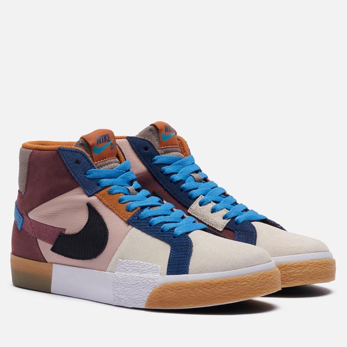 Кроссовки Nike SB Zoom Blazer Mid Premium Mosaic кеды nike sb zoom bruin low