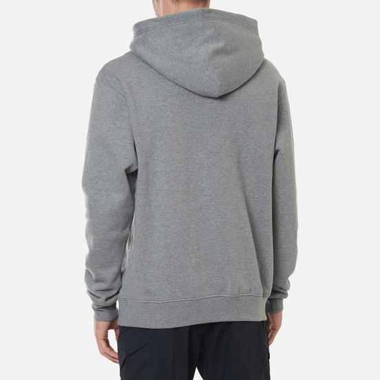 Мужская толстовка Jordan Essentials Fleece Hoodie Carbon Heather