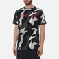 Мужская футболка Jordan Jumpman Air All Over Print Black/White фото - 2