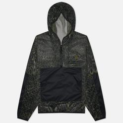 Мужская куртка анорак Nike ACG Dri-Fit Happy Arachnid Half-Zip Sequoia/Black/Medium Olive