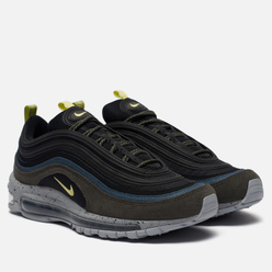Мужские кроссовки Nike Air Max 97 Newsprint/Ash Green/Limelight/Black