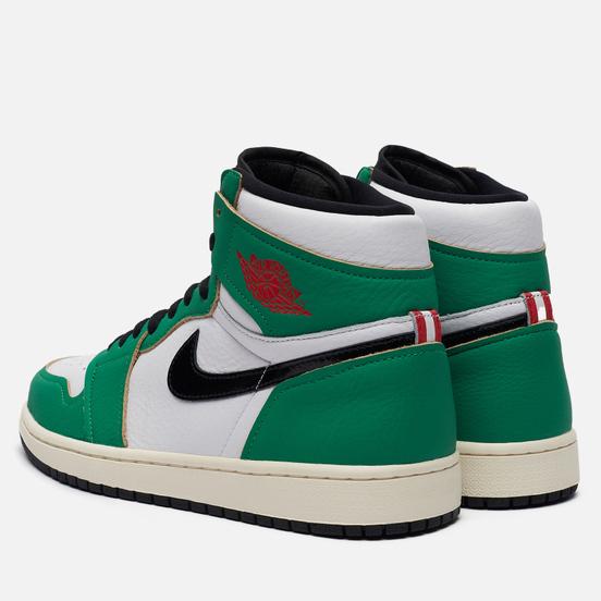 Женские кроссовки Jordan Wmns Air Jordan 1 High OG Lucky Green Lucky Green/Black/White/Sail