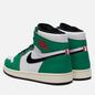 Женские кроссовки Jordan Wmns Air Jordan 1 High OG Lucky Green Lucky Green/Black/White/Sail фото - 2