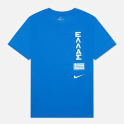 Мужская футболка Nike Greece National Team Olympics Dri-Fit Game Royal