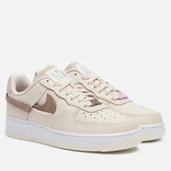 Женские кроссовки Nike Air Force 1 Low LXX Vandalized Light Orewood Brown/Light Arctic Pink/Sail/Olive Grey