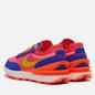 Женские кроссовки Nike Waffle One Racer Blue/Bright Citron/Hyper Pink фото - 2