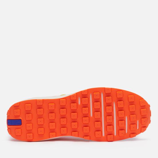 Женские кроссовки Nike Waffle One Racer Blue/Bright Citron/Hyper Pink