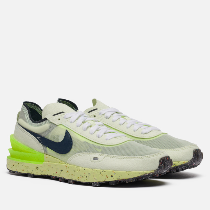 Мужские кроссовки Nike Waffle One Crater Lime Ice