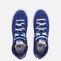 Мужские кроссовки Nike Blazer Mid 77 First Use Deep Royal Blue/White/Orange фото - 1