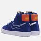Мужские кроссовки Nike Blazer Mid 77 First Use Deep Royal Blue/White/Orange фото - 2