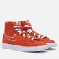 Мужские кроссовки Nike Blazer Mid 77 First Use Orange/White/Deep Royal Blue фото - 0