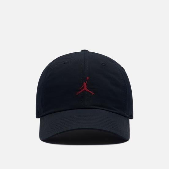 Кепка Jordan H86 Jumpman Washed Black/Gym Red