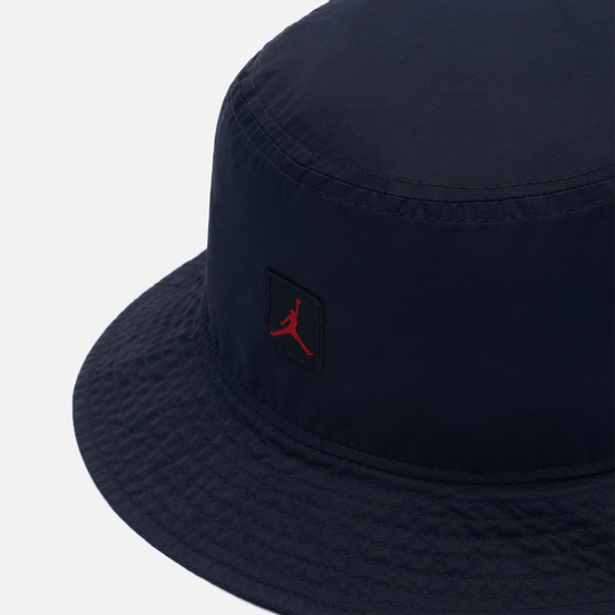 Панама Jordan Jumpman Washed Black/Gym Red