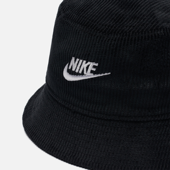 Панама Nike Futura Corduroy Black/White