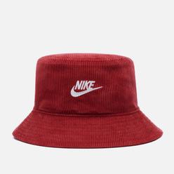 Панама Nike Futura Corduroy Pomegranate/White