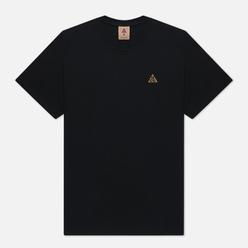 Мужская футболка Nike ACG NRG Embroidered Black/Golden Beige