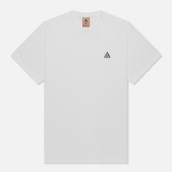 Мужская футболка Nike ACG NRG Embroidered White/Anthracite