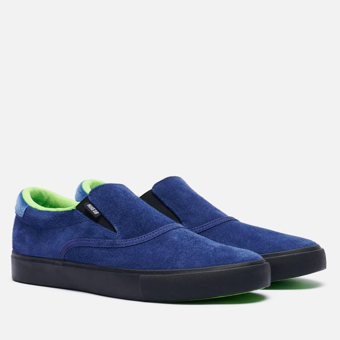 Кроссовки Nike SB Zoom Verona Slip Leo