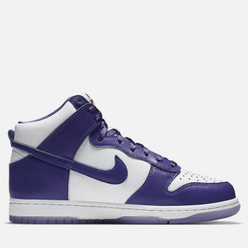 Женские кроссовки Nike Dunk High SP Varsity Purple White/Varsity Purple